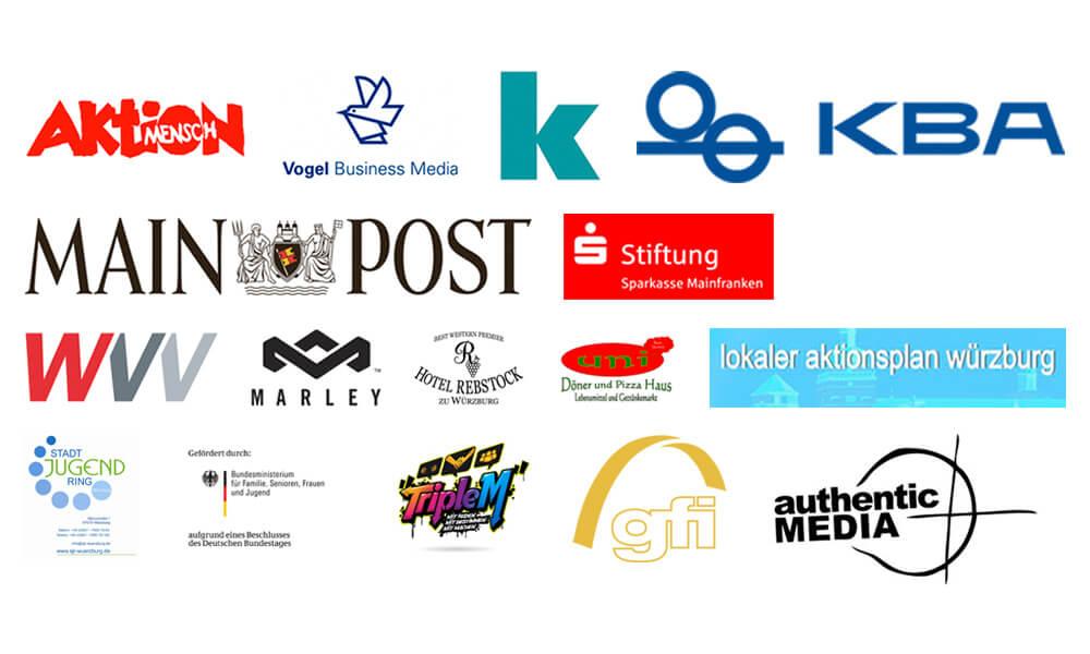 Sponsoren Logos Schattenspringer